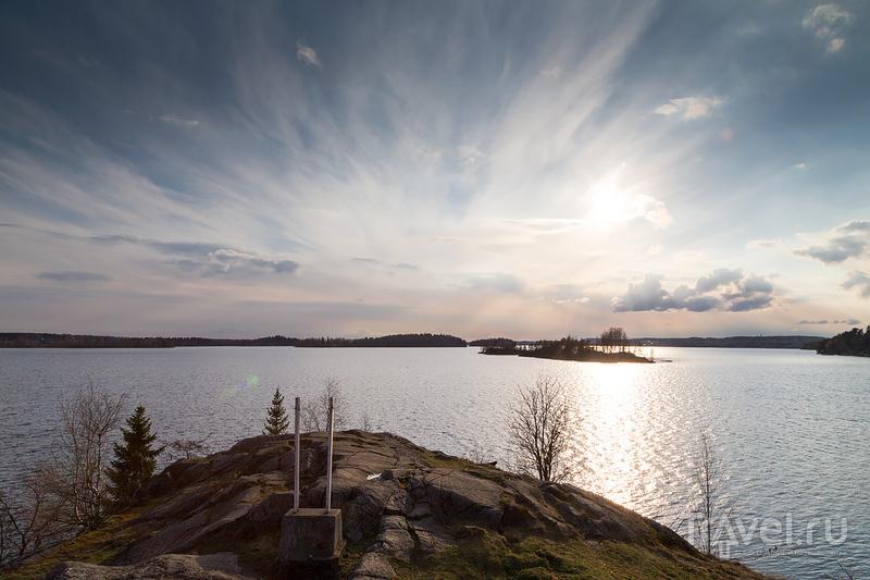 Тампере: городские парки / Фото из Финляндии