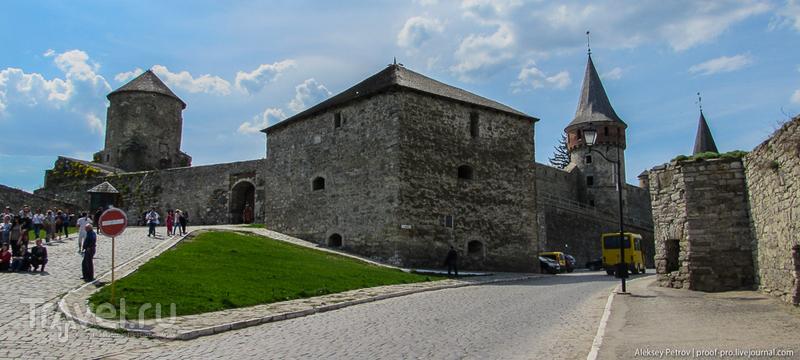 Крепость Кориатовичей. Каменец-Подольский / Фото с Украины