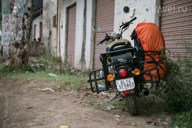 Прохват от Дели до Пенджаба / Индия