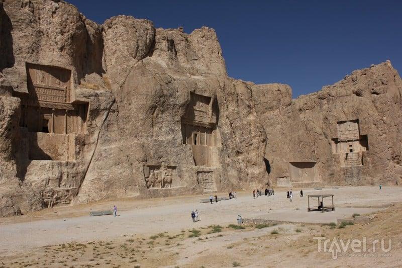 Золотой пятиугольник Ирана. Шираз и Персеполис / Иран