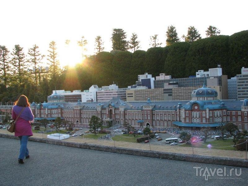 Парк миниатюр Tobu World Square / Япония