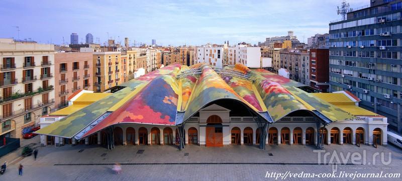 Современная архитектура Барселоны / Испания