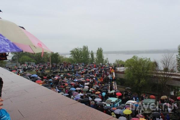 Волгоград в мае / Россия