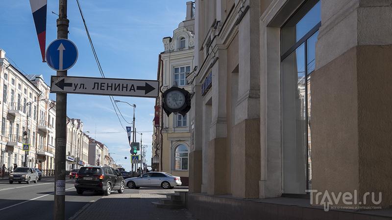 По Большой Советской в Смоленске / Фото из России