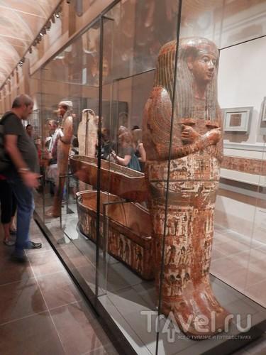 Турин - картинная галерея и египетский музей / Италия