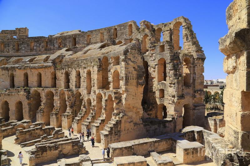 Колизей / Фото из Туниса