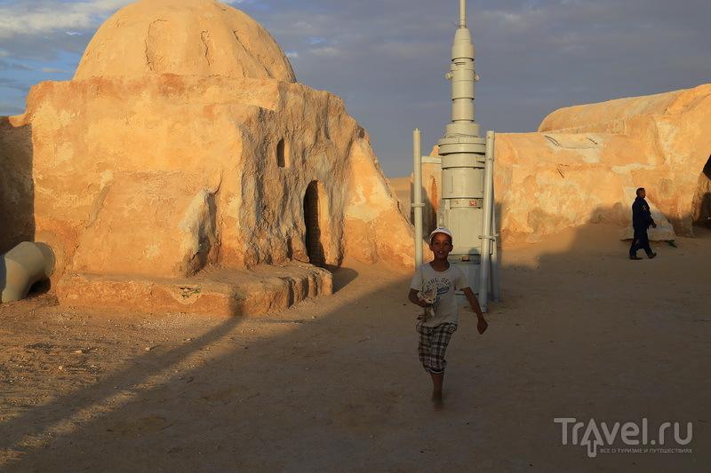 """Декорации к """"Звездным войнам"""" / Фото из Туниса"""