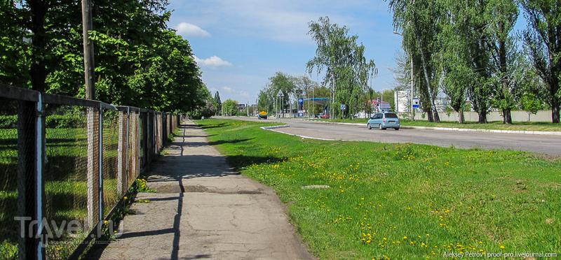 Золотой город. Золотоноша / Фото с Украины