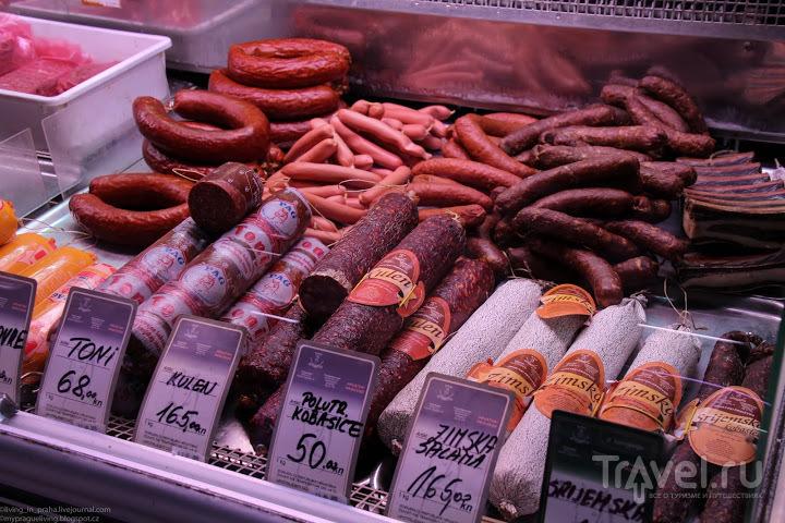 Загреб. Рынок / Хорватия