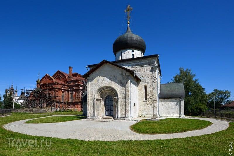 Юрьев-Польский Георгиевский собор / Фото из России