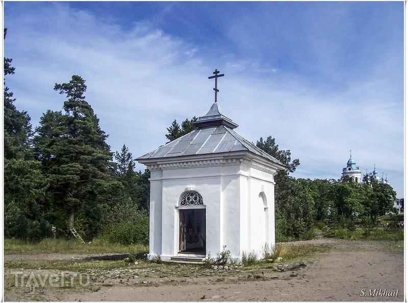 Остров Коневец / Россия