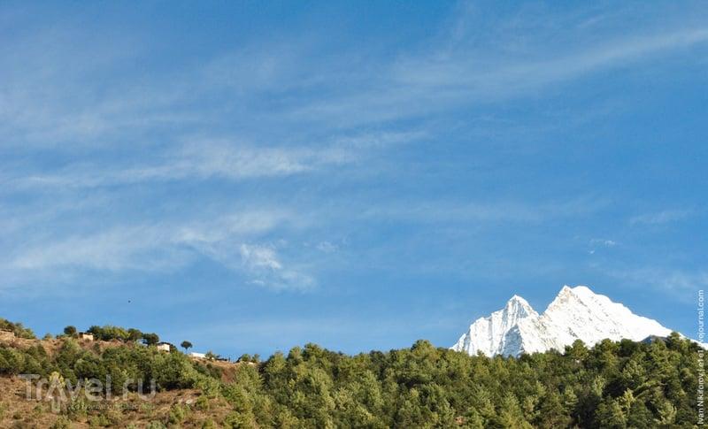 Знаки гималайского неба / Фото из Непала