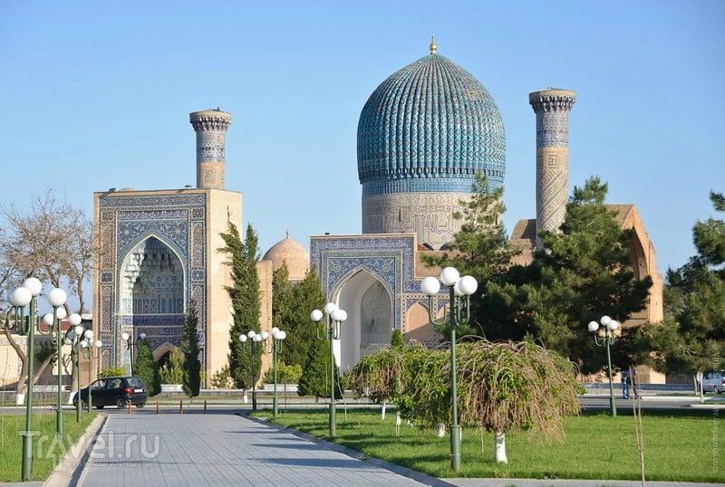 Самарканд. Город Знаменитых Теней / Фото из Узбекистана
