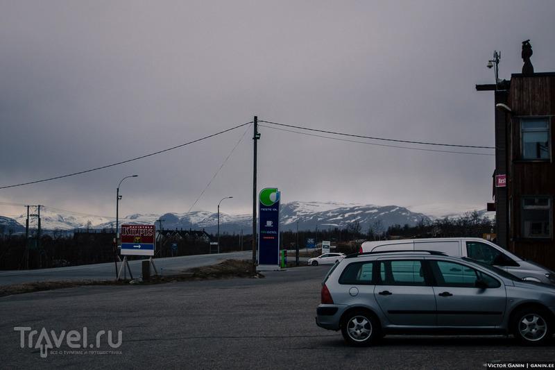 Автостопом на край света: Лапландия / Фото из Норвегии