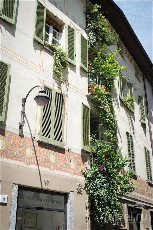 Комо: набережная и фуникулёр до Брунате / Фото из Италии