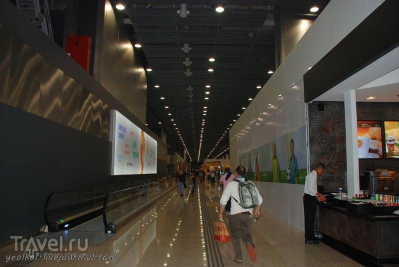 Самые лучшие аэропорты / Гонконг - Сянган (КНР)