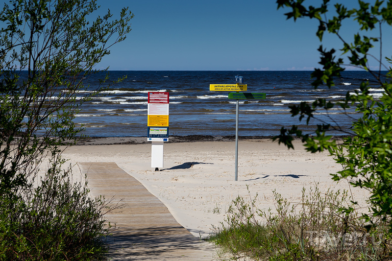 Прогулка по Юрмале / Фото из Латвии