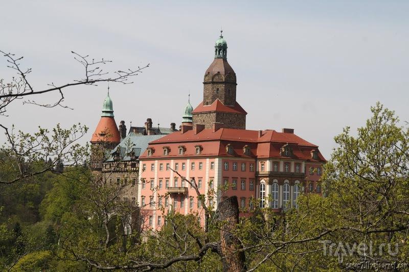 Замок Кщёнж / Польша