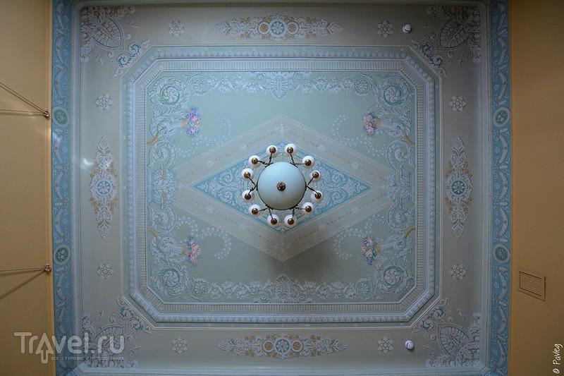 Тамбовская жемчужина или особняк фабриканта Асеева / Фото из России