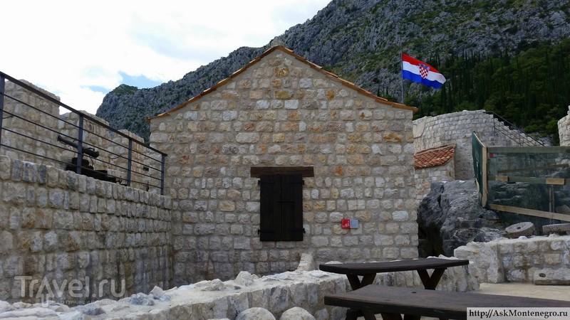 Хорватия с высоты полета Сокола / Хорватия