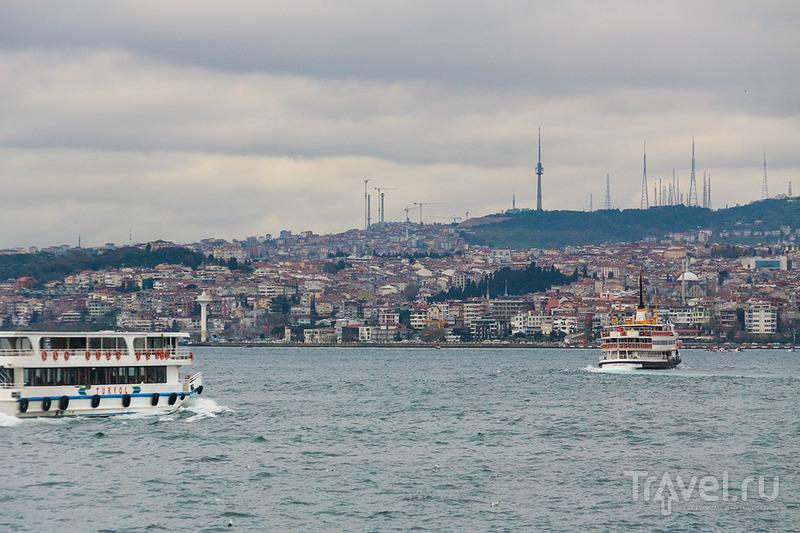 Босфор. Между Европой и Азией / Фото из Турции