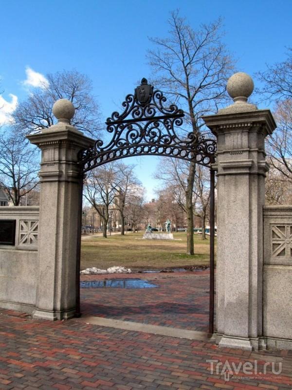 Бостон. Гарвард и окрестности / США