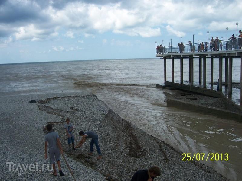 Ольгинка-курорт на Черном море / Россия