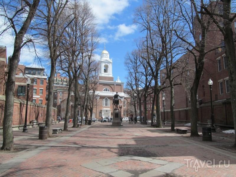 Северный Бостон и Набережная / США