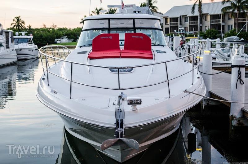 Рассветные яхты с острова Каптива / США