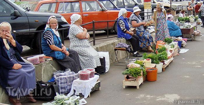 Алексин... Убитый русский город... / Россия