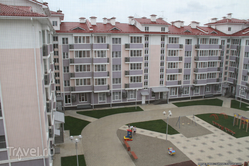 """Город-отель """"Бархатные сезоны"""" в Сочи / Россия"""
