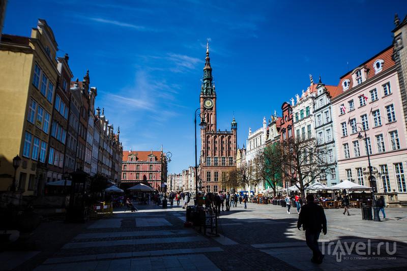 Гданьск - немного хорошего о Польше / Польша