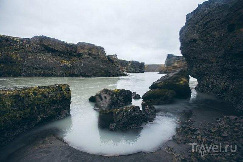 Путешествие по Исландии: поперек и вниз / Исландия