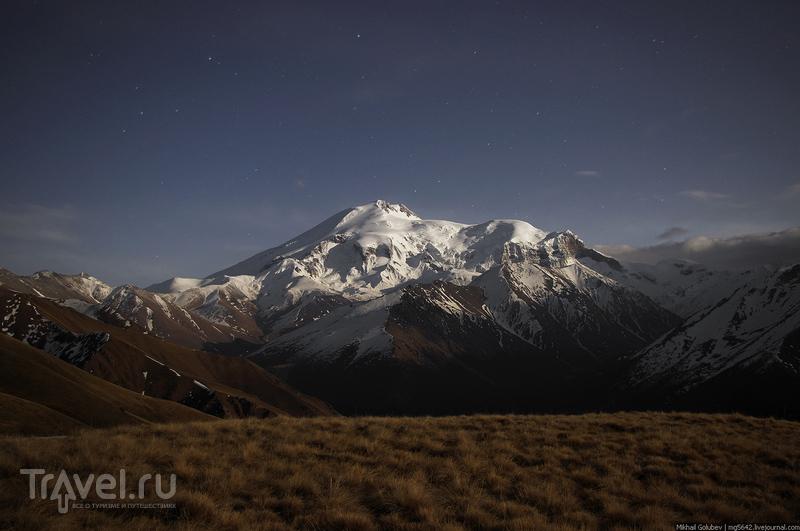 О вершинах Кавказа. Эльбрус / Фото из России