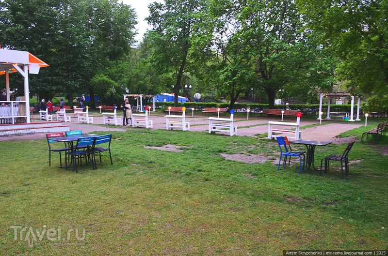 Москва, Парк Горького / Россия