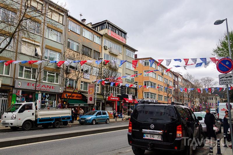 Край света и ворота Босфора. Румели Фенери / Фото из Турции