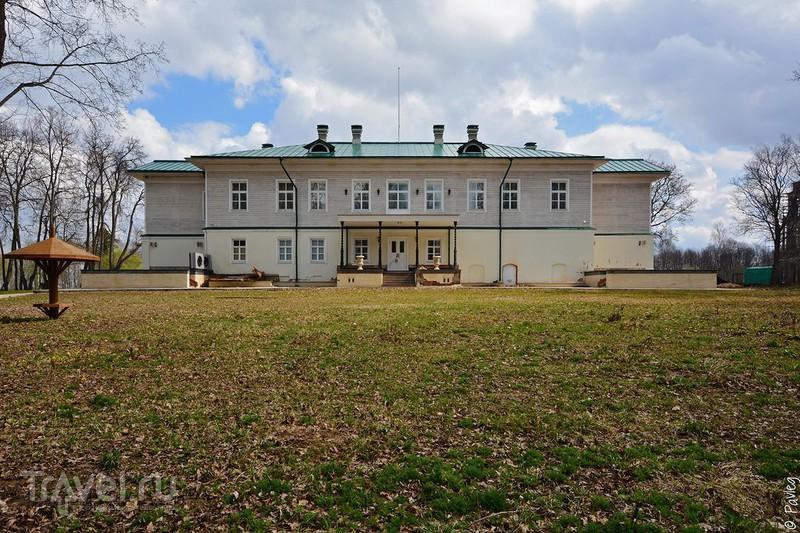 Усадьба Леонтьевых в Воронине / Фото из России