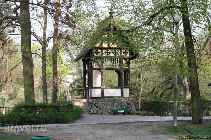 Вроцлавский зоопарк / Польша