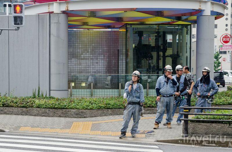 А в Нагое... / Фото из Японии