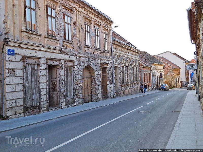Вуковар. Страх и ненависть на берегу Дуная / Фото из Хорватии