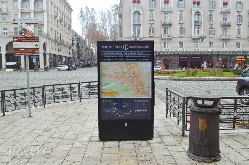 Грузия: мы все еще в Тбилиси / Грузия