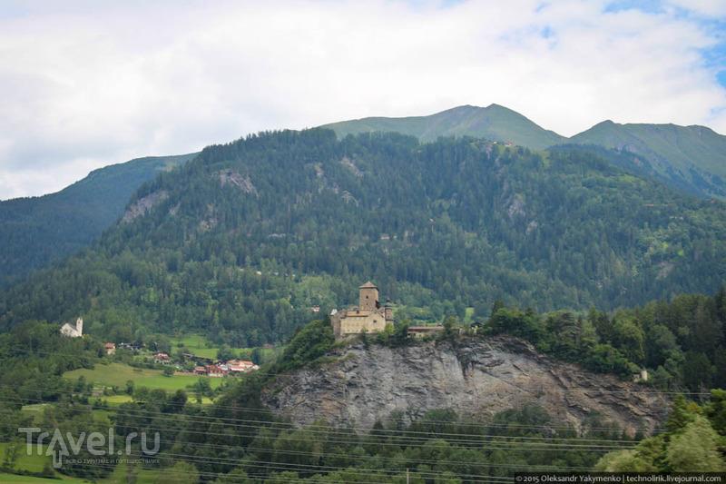 Швейцарский трип. Старт / Фото из Швейцарии