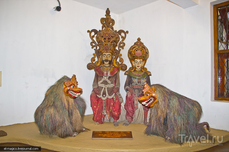 Как на Шри-Ланке призывают демонов для лечения болезней / Фото со Шри-Ланки