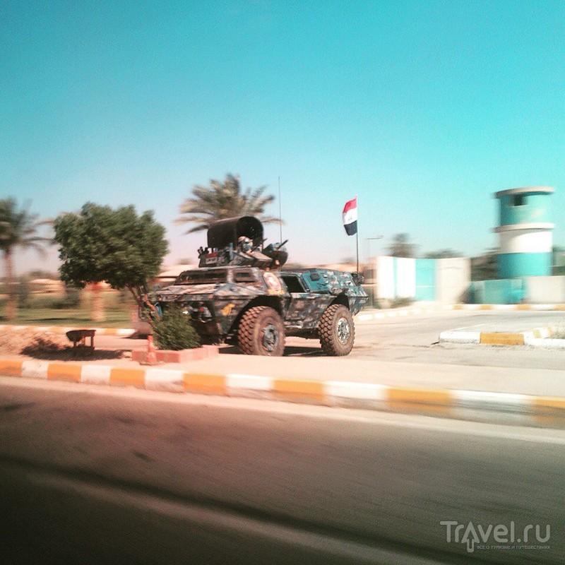 """Из цикла """"Иракские хроники"""", 21 день / Ирак"""