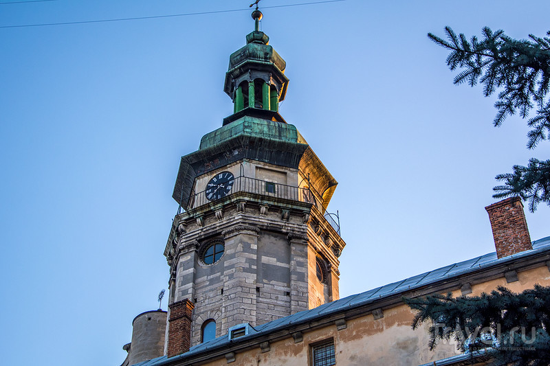 Львовское. Городское / Фото с Украины