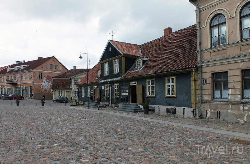 Старая Ратуша / Фото из Латвии