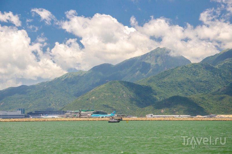 Гористые зеленые острова очень красивы / Фото из Китая