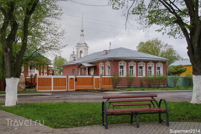 Вологда. Вологодский кремль, Насон-город и Верхний Посад