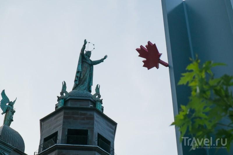 Вуаля, Монреаль! / Канада