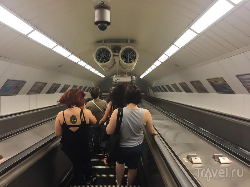 Удивительная подземка Будапешта / Венгрия